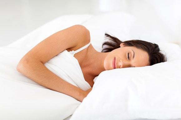Als je weer eens wilt slapen