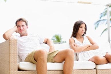 Beperk de stress van een scheiding