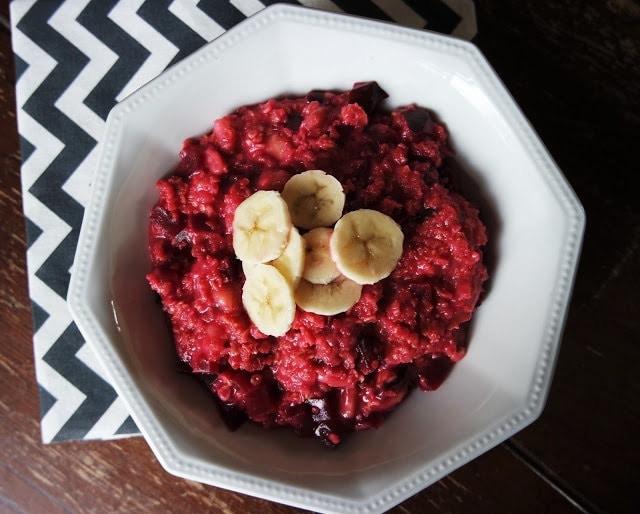 Red breakfast, heerlijk en gezond ontbijt