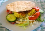 Broodje falafel