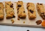 Recept: gezonde granola repen