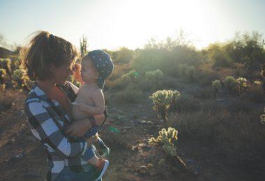 5 redenen waarom kinderen krijgen na je 35ste eigenlijk heel gaaf is