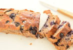 Recept: bosbessen kwarkbrood