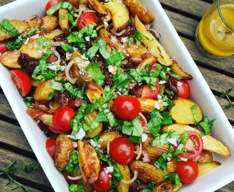 Recept: Italiaans salade