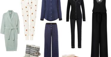 Heerlijke pyjama's voor deze winter!