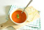 Tomatensoep met bulgur