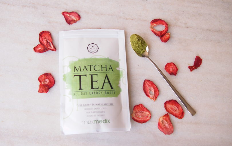 Gestest: Matcha thee