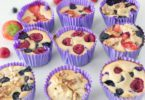 Super makkelijke blender muffins