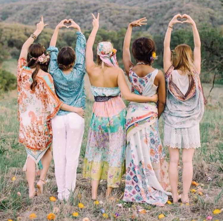 9 type echte vrienden