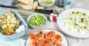 Lekkere en gezonde snacks voor oudejaarsavond!