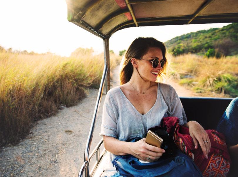 tip om minder angstig te zijn als je op reis gaat