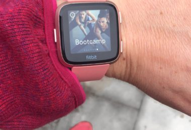 Review van de Fitbit Versa